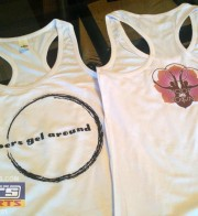 Hoop Yogini Custom Tank Tops for Jocelyn Gordon
