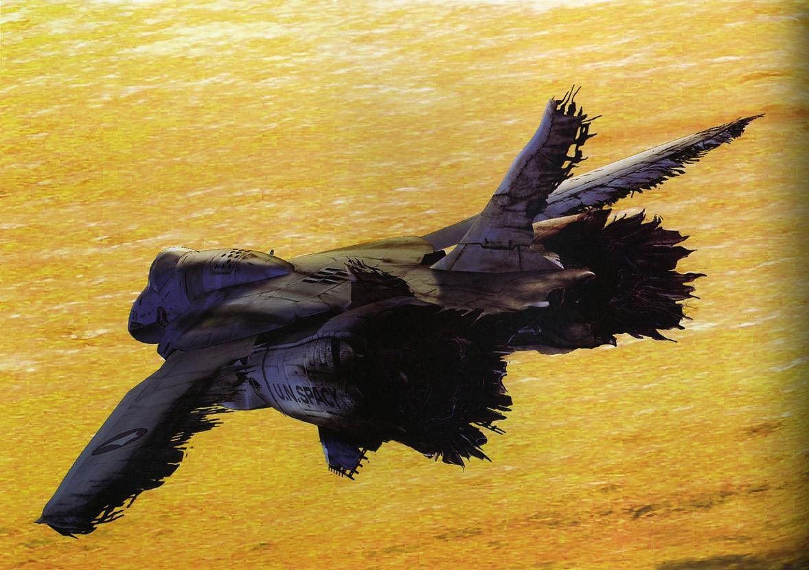 concept ships: MONTHLY HEADER #74: TENJIN HIDETAKA
